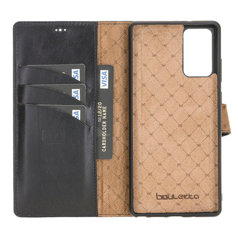 Magic Magnetic Detachable Leather Wallet Case with RFID for Samsung Galaxy Note 20 / Note 20 5G (6.7