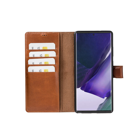 Magic Magnetic Detachable Leather Wallet Case for Samsung Galaxy Note 20 Ultra / Note 20 Ultra 5G (6.9