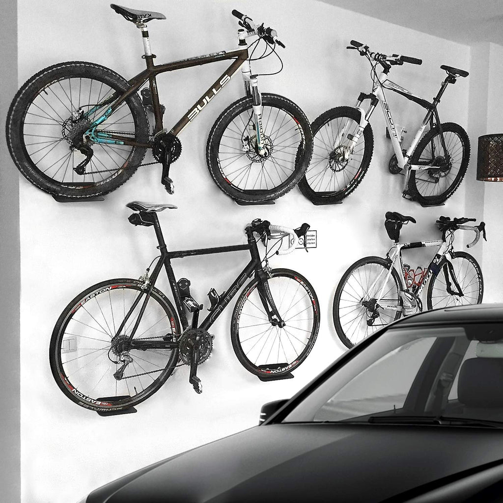 Bike Hanger Wall Mount for Home, Garage, or Outdoor