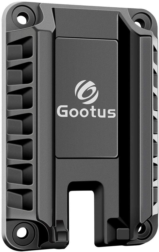 Gootus Gun Magnet Mount Holder for Vehicle and Home - Magnetic Gun Holster Firearm Concealment Accessories
