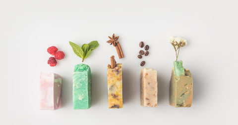 Natural Beauty Soaps