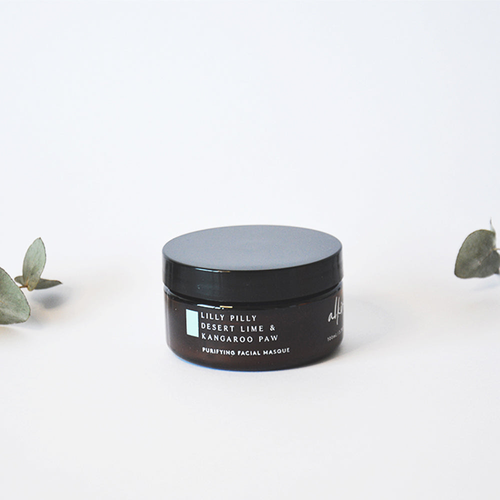 Australian Made Purifying Facial Mask Vegan + Cruelty Free