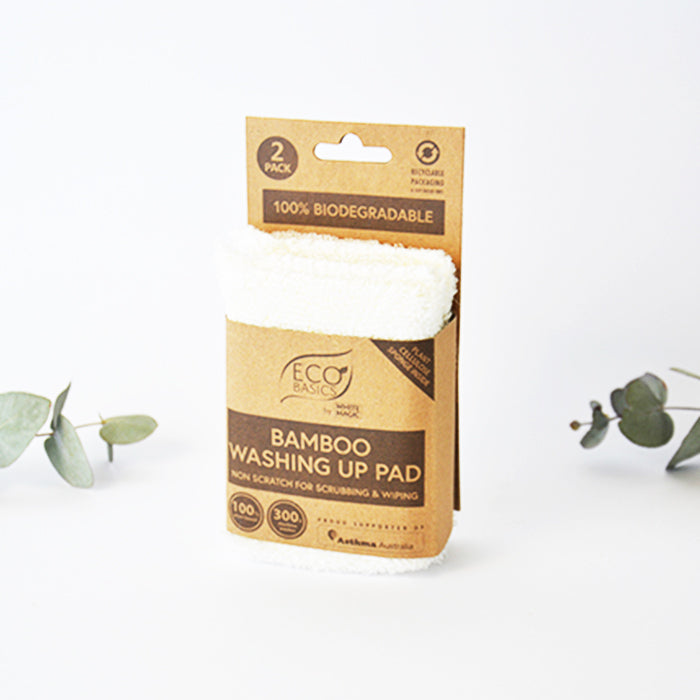 Bamboo Washing Up Pad