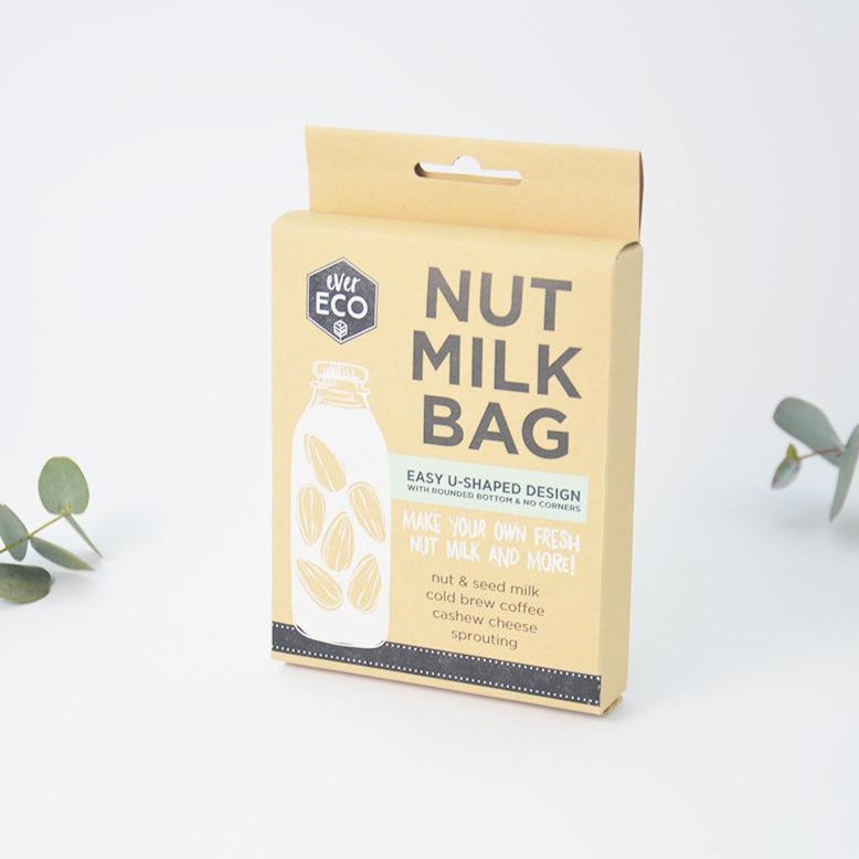 Nut Milk Bag U-shaped Design