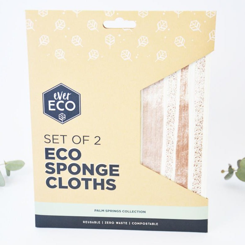 Compostable Sponge Cleaning Cloth Palm Springs
