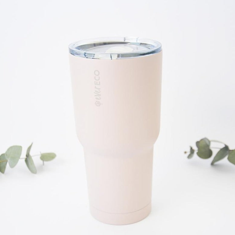 Rose Double Wall Stainless Steel Durable Jumbo Tumbler 889ml