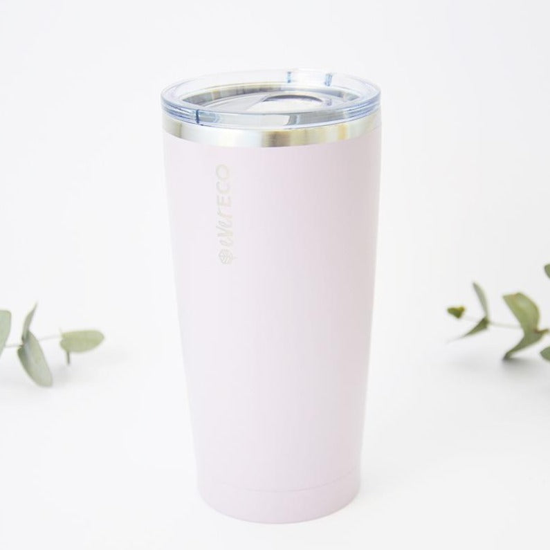 Purple Stainless Steel Insulated Smoothie Tumbler