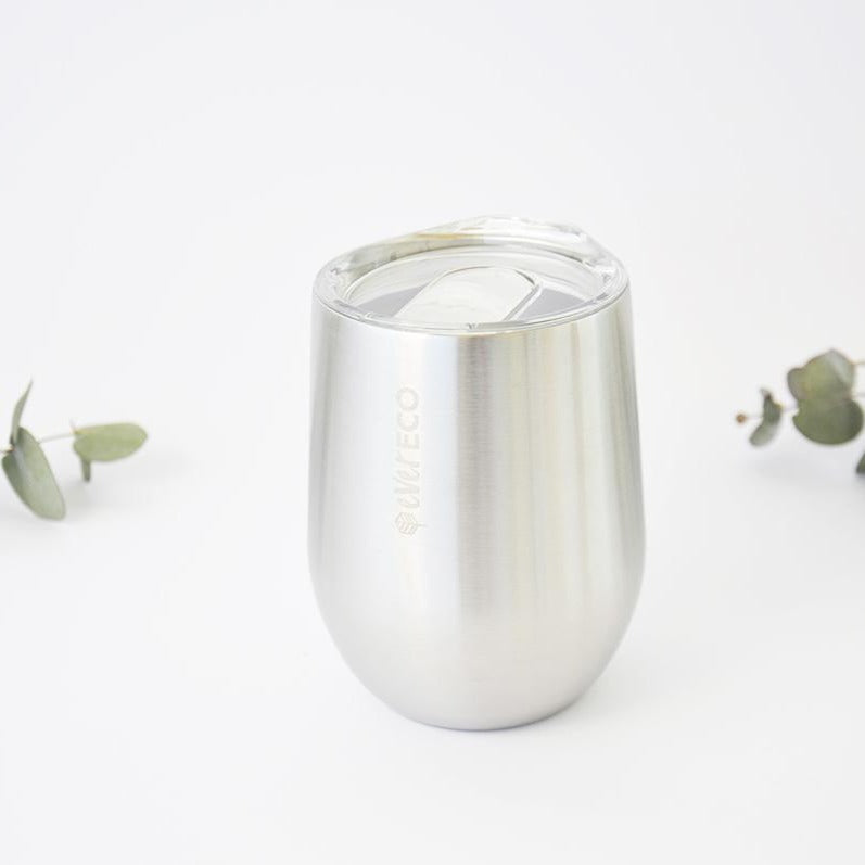 Eco Reusable Insulated Stainless Steel Mini Tumbler 354ml