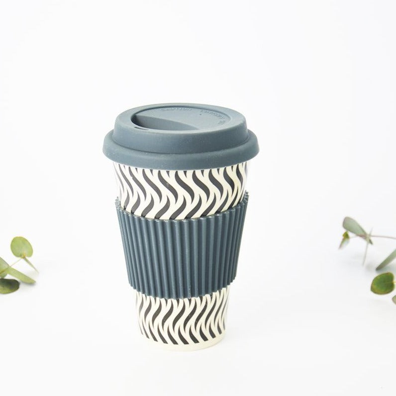 LuvinLife Bamboo Travel Cup