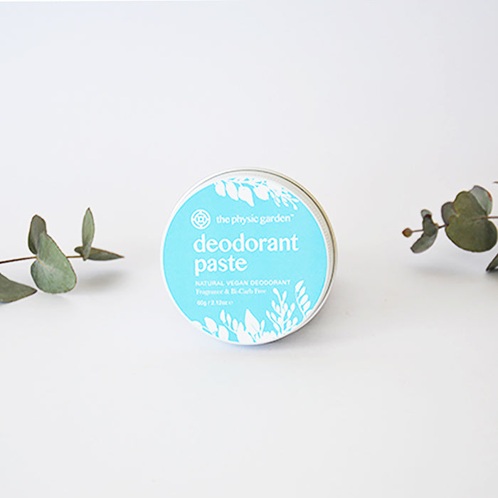 All Natural Deodorant Fragrance and Bi Carb Free Vegan Australian Made