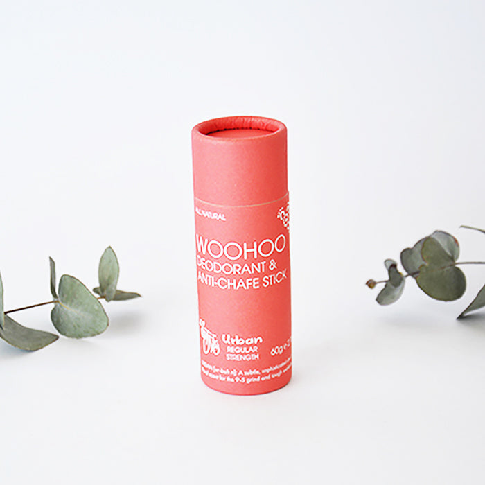 Earth-loving biodegradable cardboard tube! 100% natural Certified vegan and cruelty free Toxin free and aluminium salt free Plastic free packaging Australian owned and made