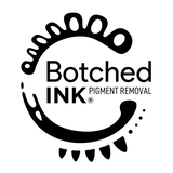 Botched Ink saline tattoo removal pigment microblading permanent makeup eyebrows