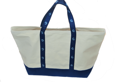 Extra Large Canvas Tote Bag