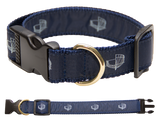 Adjustable 1.25-inch Kadey-Krogen Yachts Dog Collar