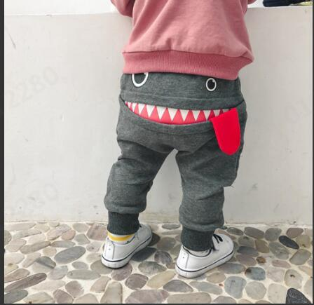 Toddler Monster Joggers