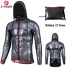 SP-930 Raincoat Cycling Jacket Set