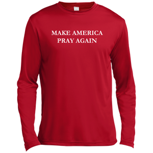 Christian Long Sleeve - Make America Pray Again