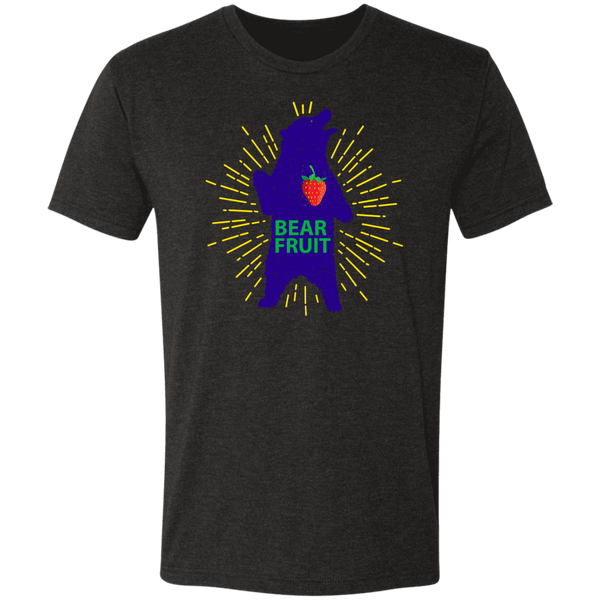 Bear Fruit - Triblend T-shirt