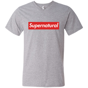 Supernatural - V Neck Tee