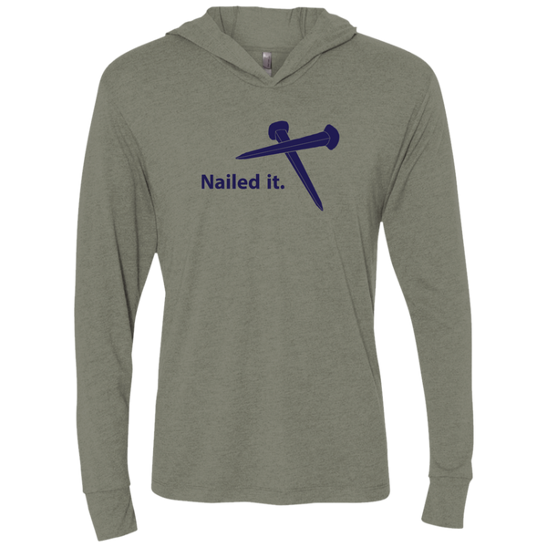 Christian Hoodie - Nailed It