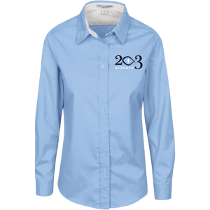 203 Alliance Ladies' LS Blouse
