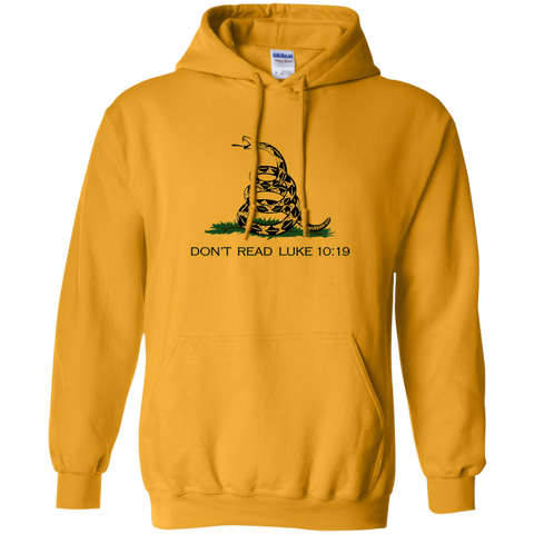 Christian Hoodies - Don't Tread On Me