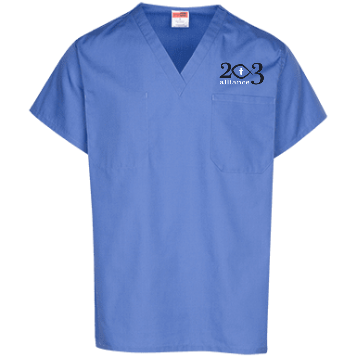 203 Alliance Scrub Top