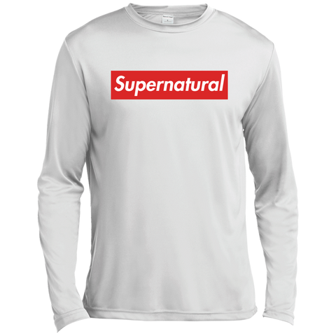 Christian Long Sleeve - Supernatural