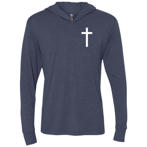 Christian Hoodies - White Cross