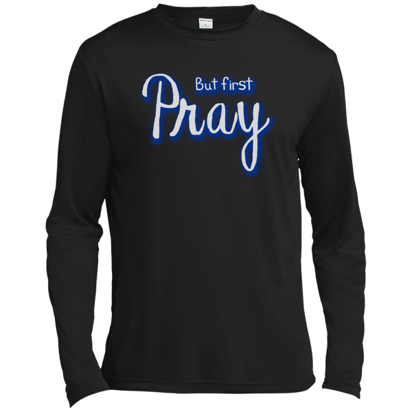 Christian Long Sleeve - Apparel from Laquita's Ministry