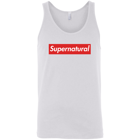 Christian Tank - Supernatural