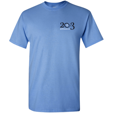 203 Alliance Gildan 5.3 oz. T-Shirt