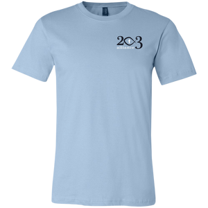 203 Alliance Unisex Jersey Short-Sleeve T-Shirt