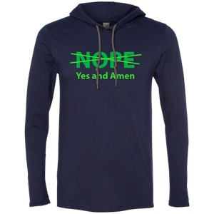 Christian Hoodie - NOPE. Yes and Amen!