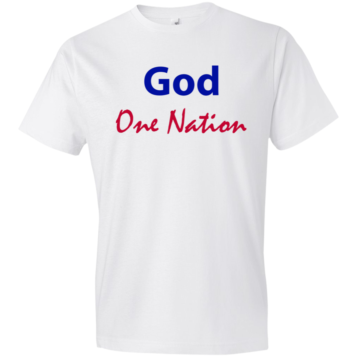 One Nation Under God Lightweight T-Shirt
