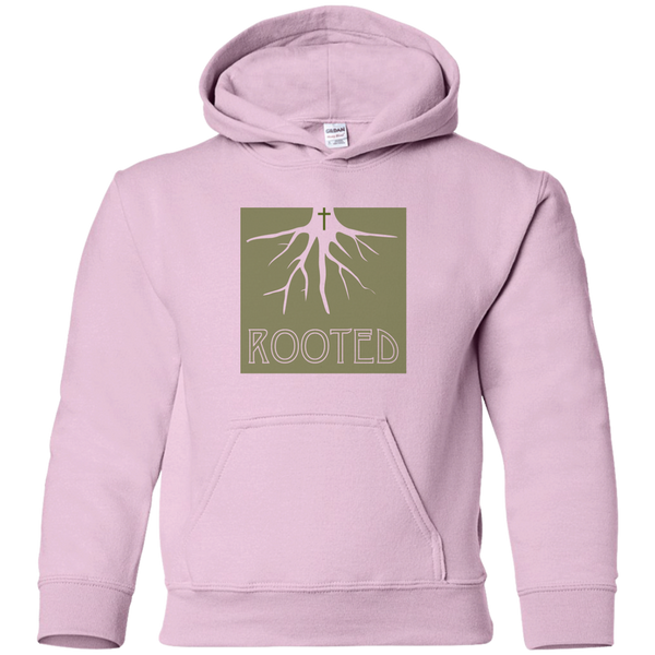 Christian Hoodie - Rooted