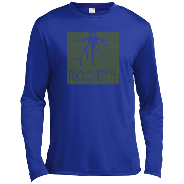 Christian Long Sleeve - Rooted