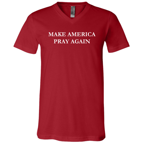 Christian T-Shirt - Make America Pray Again