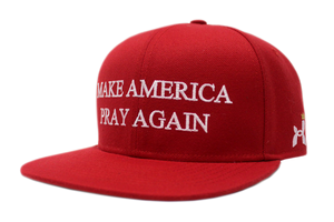 Christian Hat - Make America Pray Again