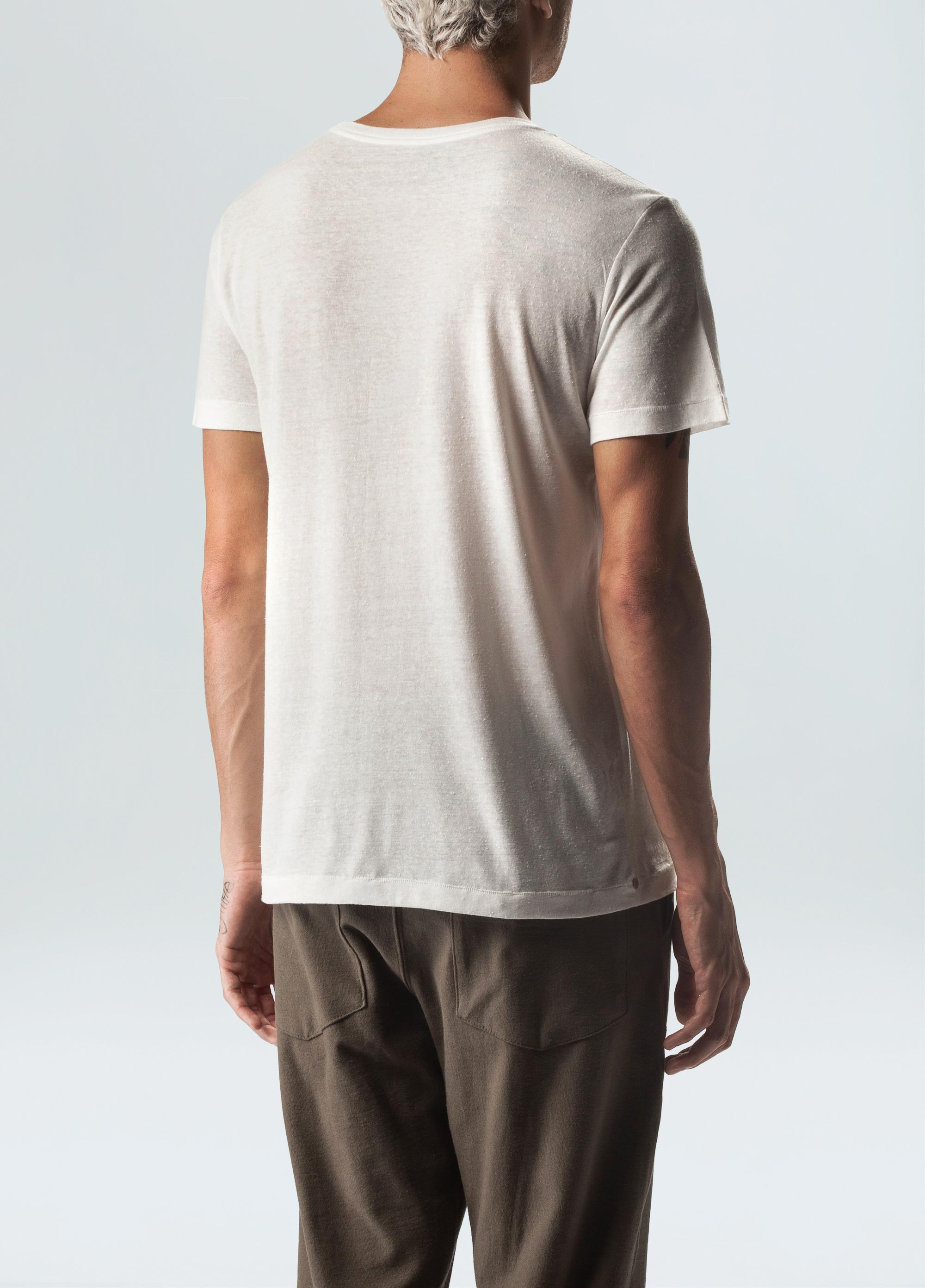 Rustic Pocket T-Shirt