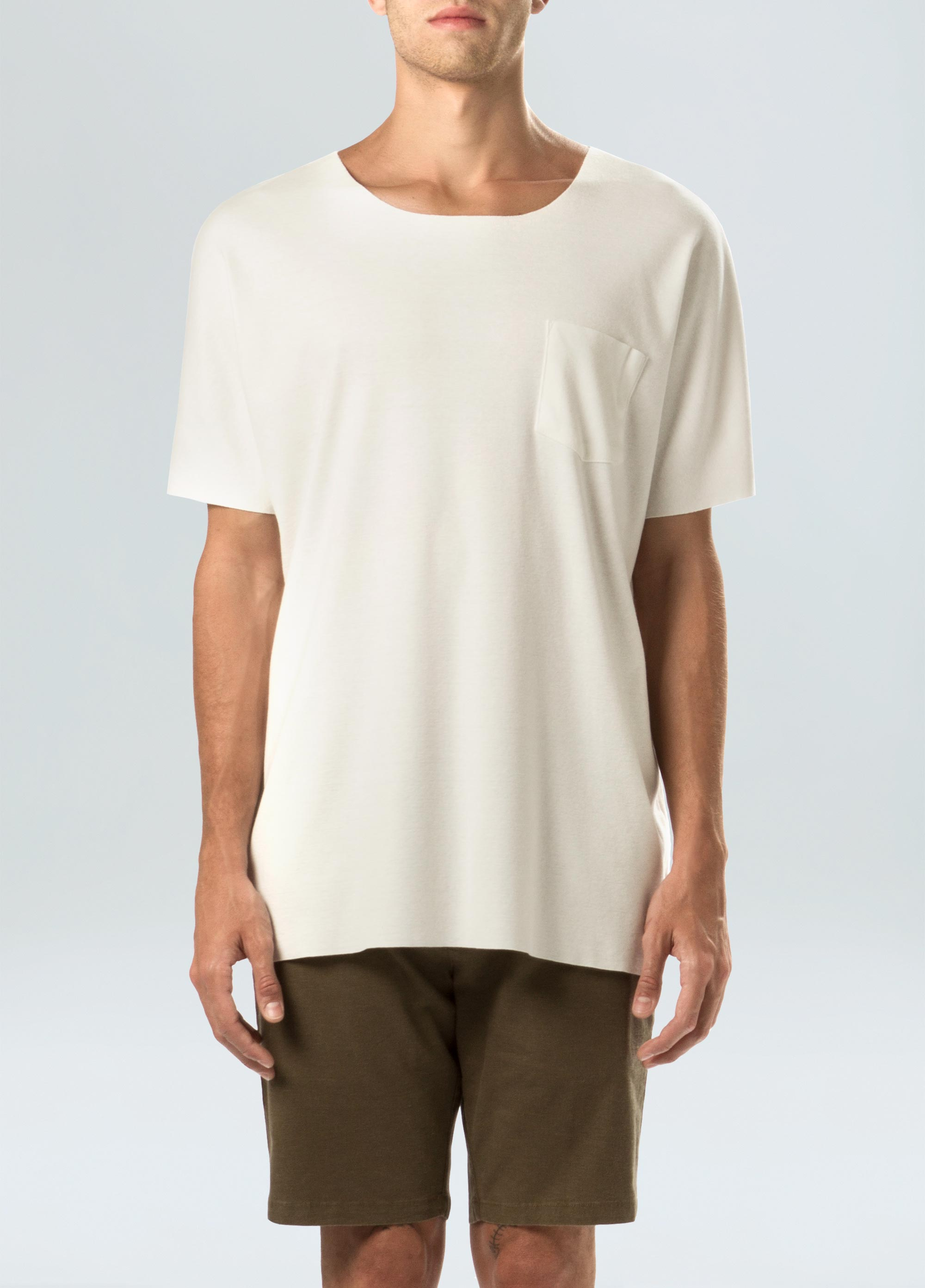 MAXI SOFT POCKET ECO T-SHIRT