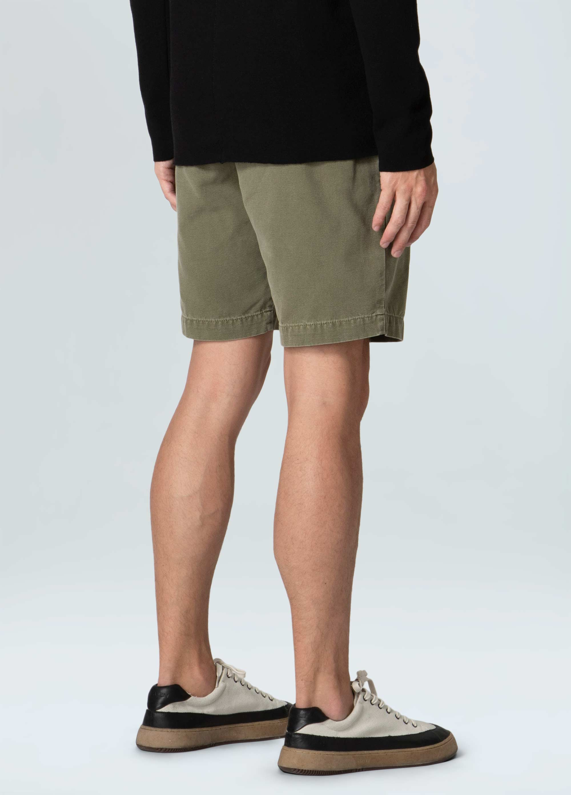 E-BASICS TAILORED SHORTS
