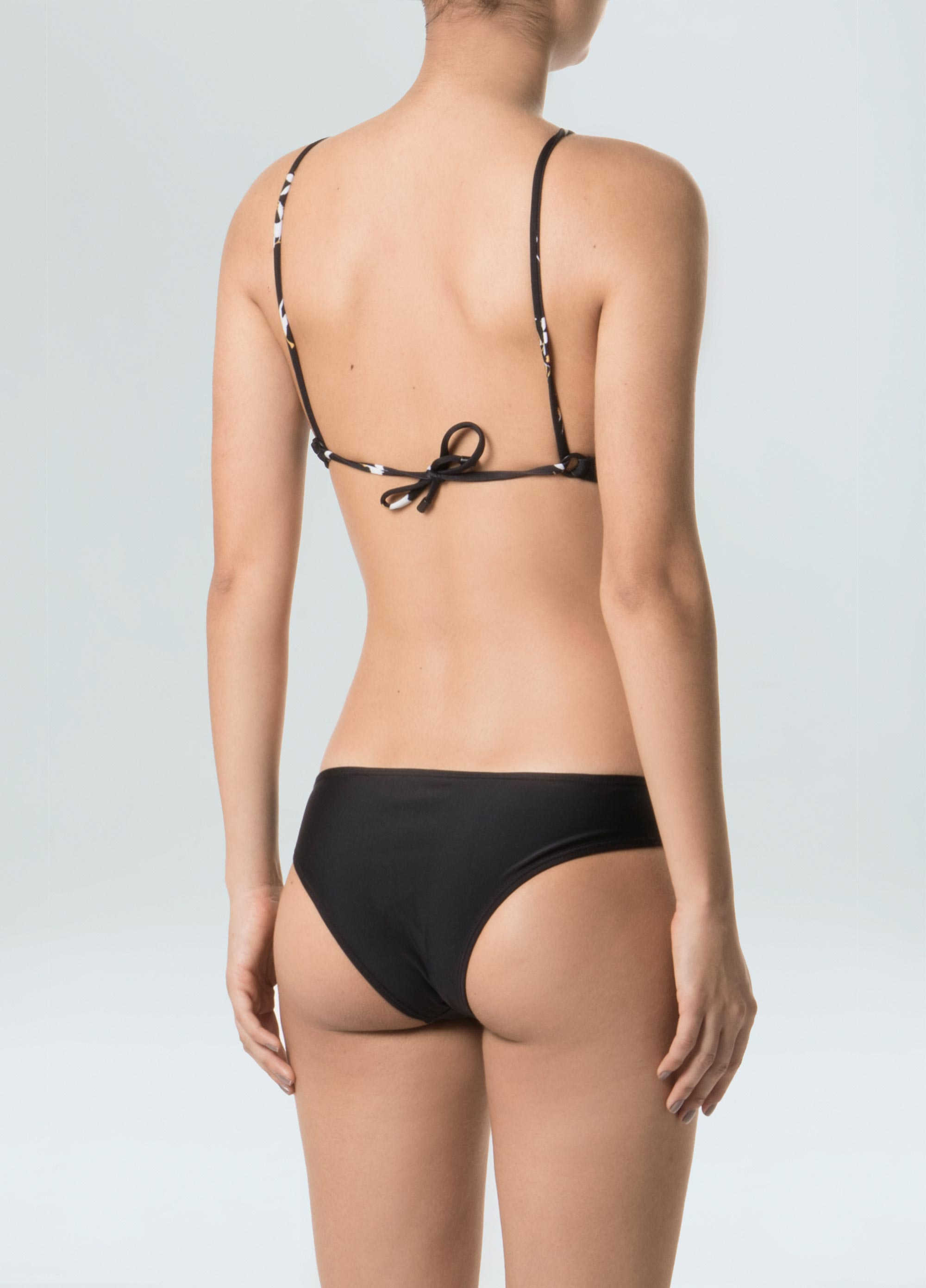 Heron High Neck Bikini