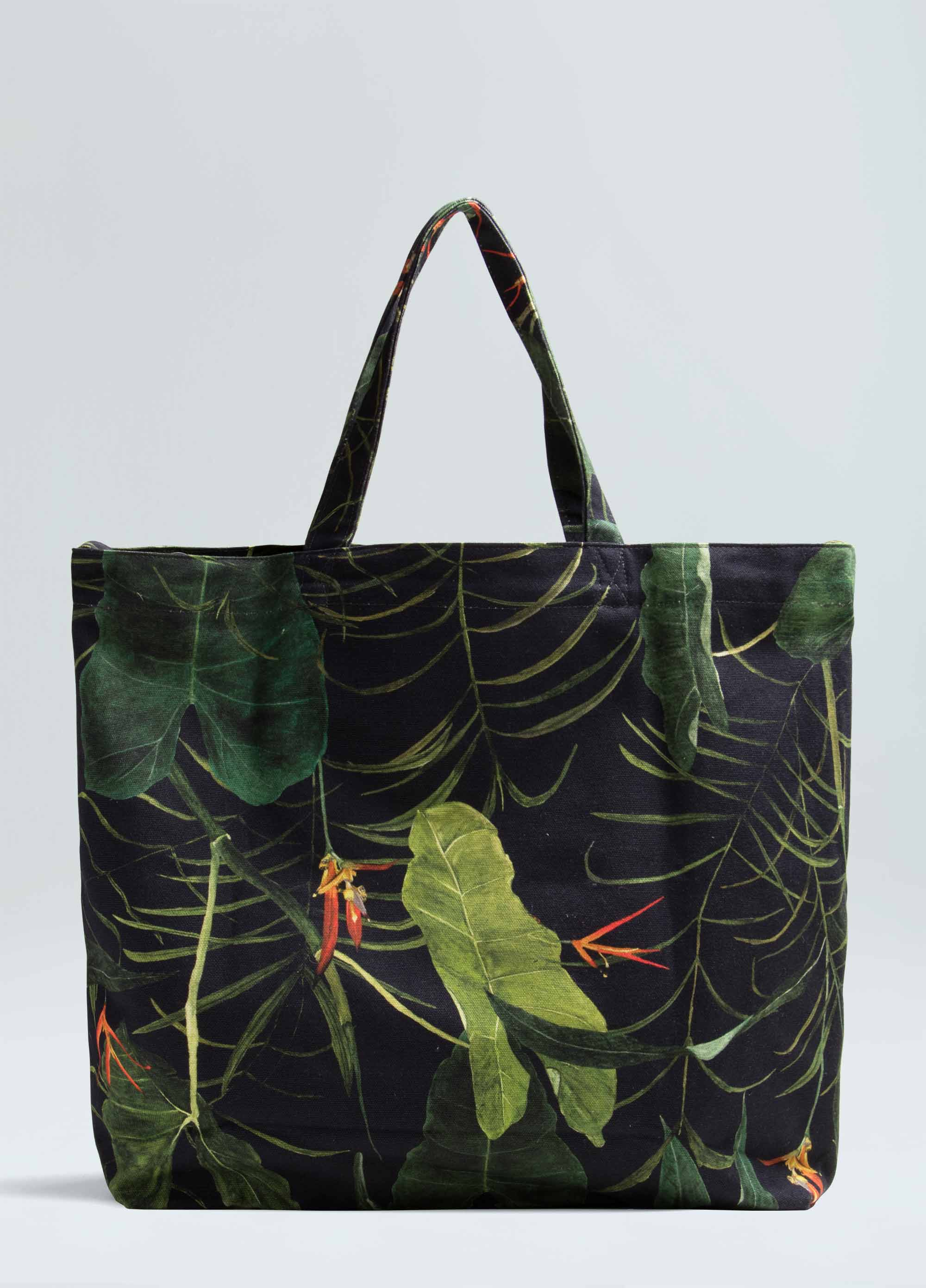 Heliconia Tote Bag