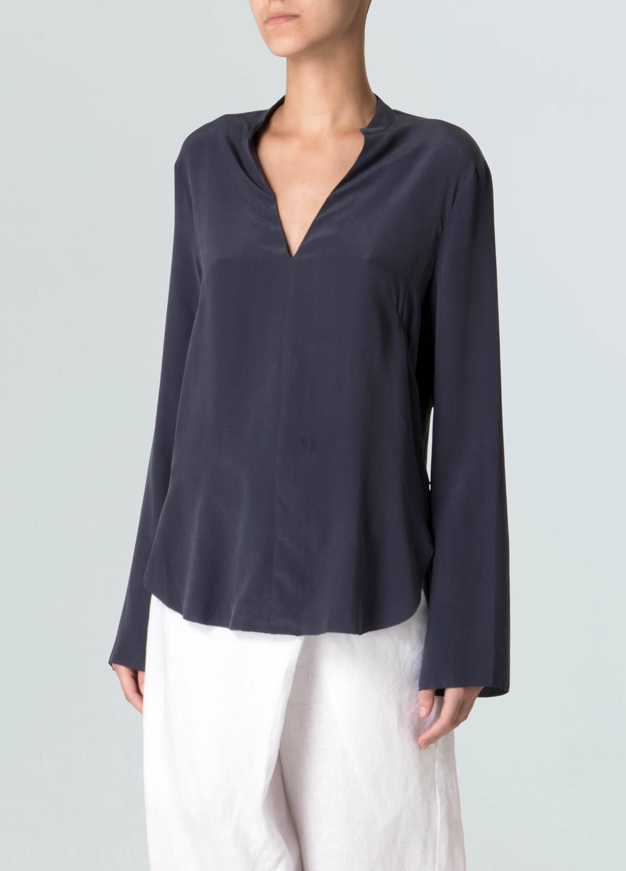 Women's Light Long Sleeve Blouse