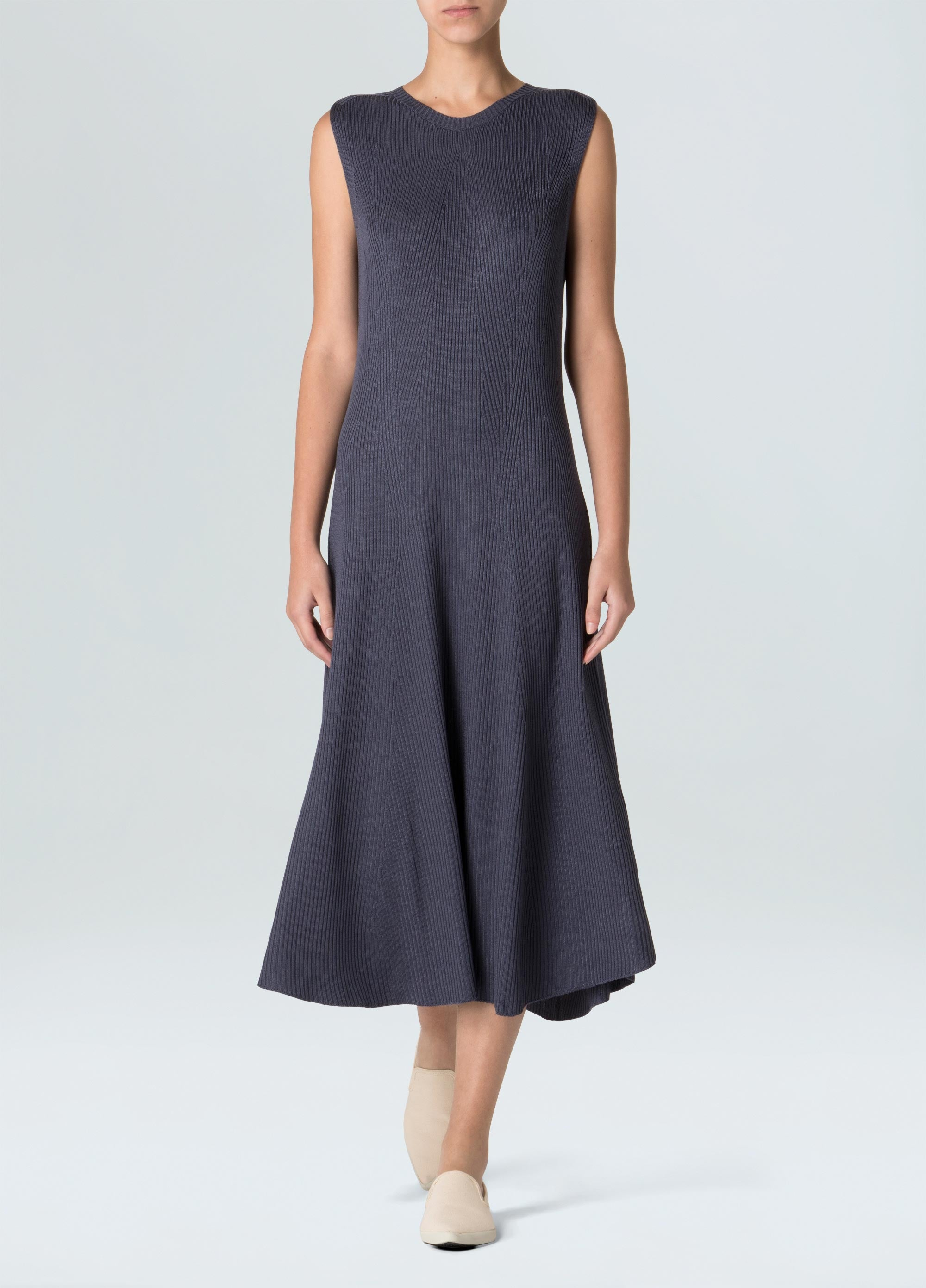 Rayon Denim Dress