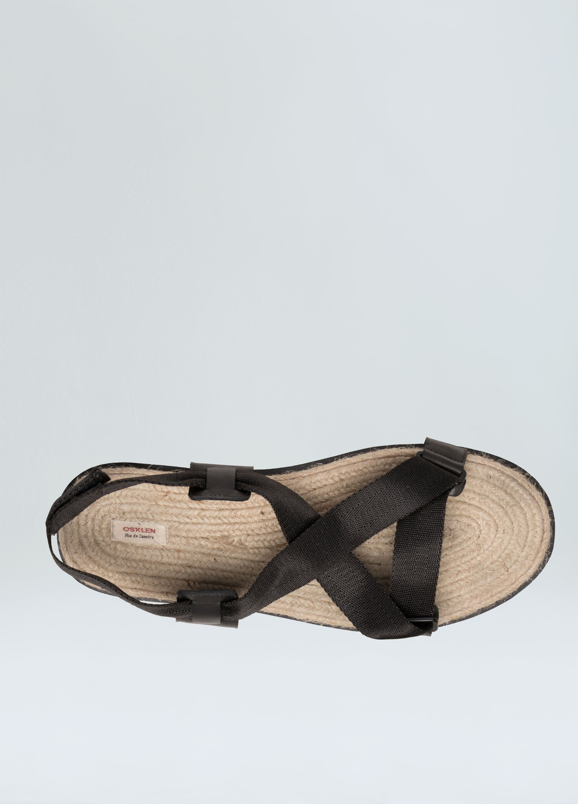 Ribbon and Rope Sandals