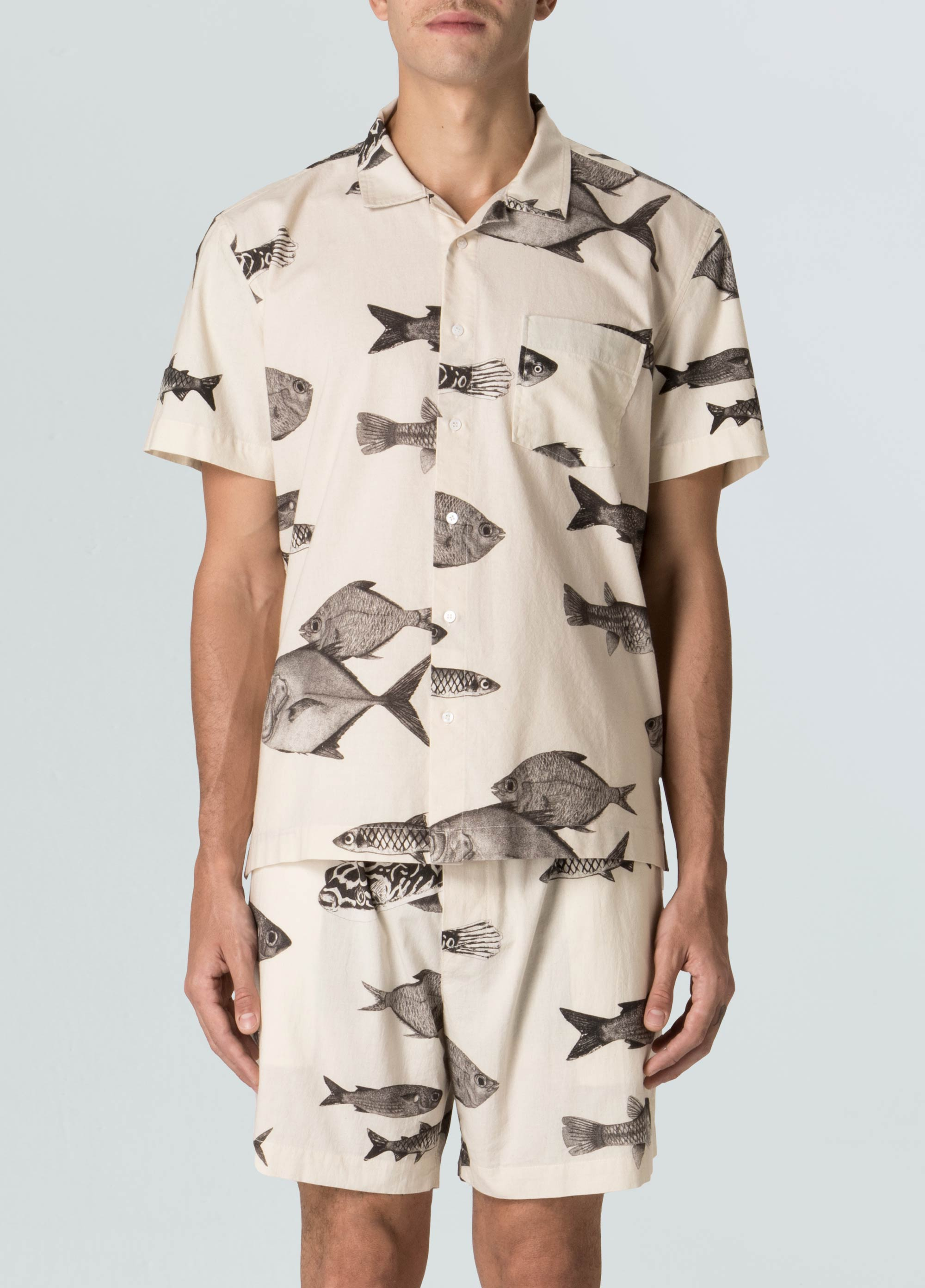 Crasto Fish Shirt