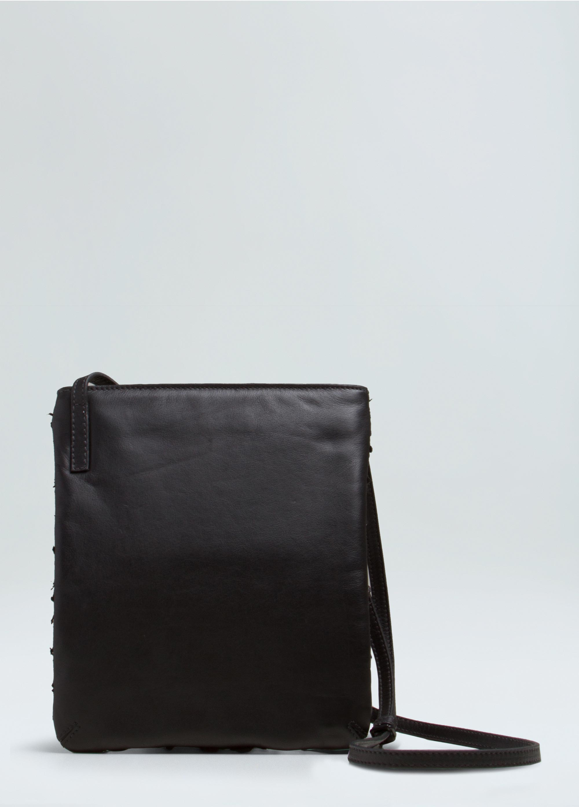 Pirarucu Mini Flat Bag