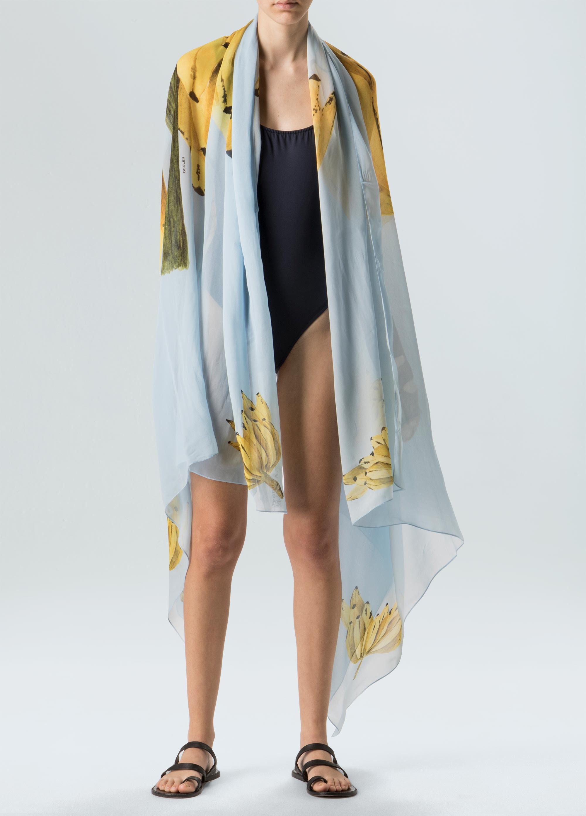 Banana Blue Beach Scarf